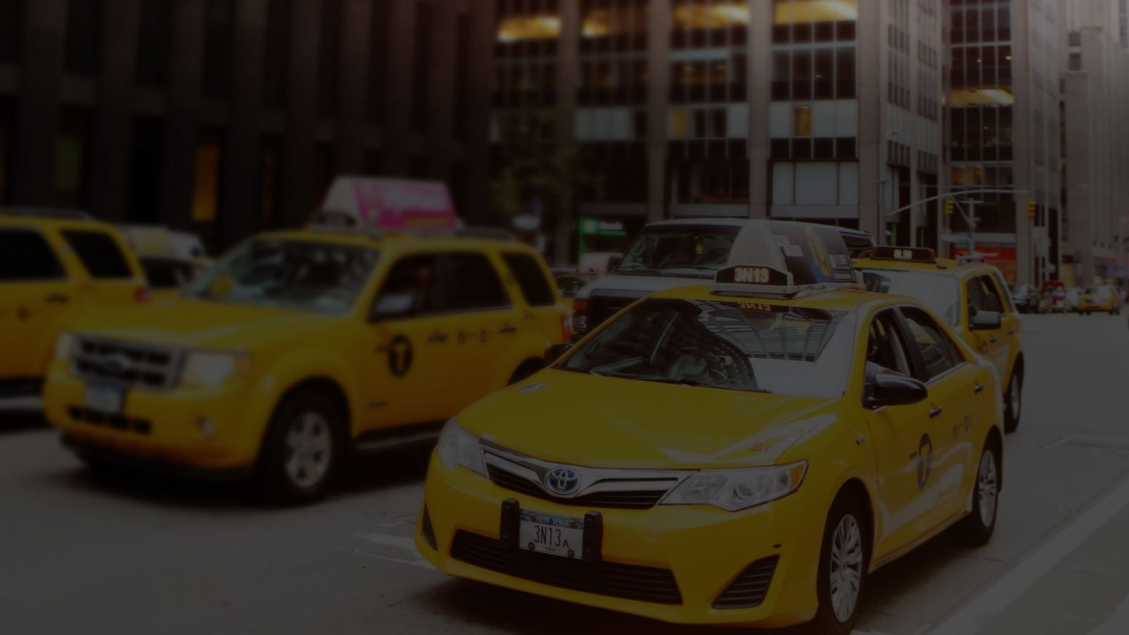 TDS – Taxi Dispatch Solutions